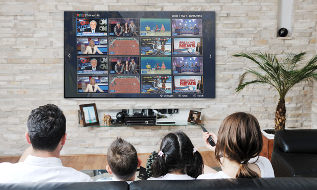 Tính năng MOSAIC truyền hình FPT